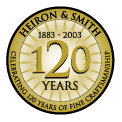 Heiron & Smith 120th anniversary
